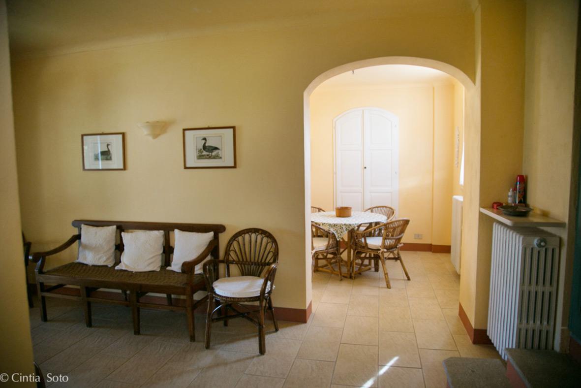 Internal Cottage - Casarovelli